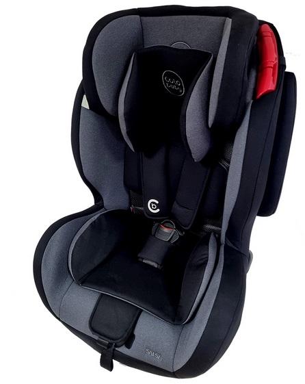 Coto Baby Autosedačka 9-36kg Salsa Pro Isofix - Dark grey/Melagne - 2021