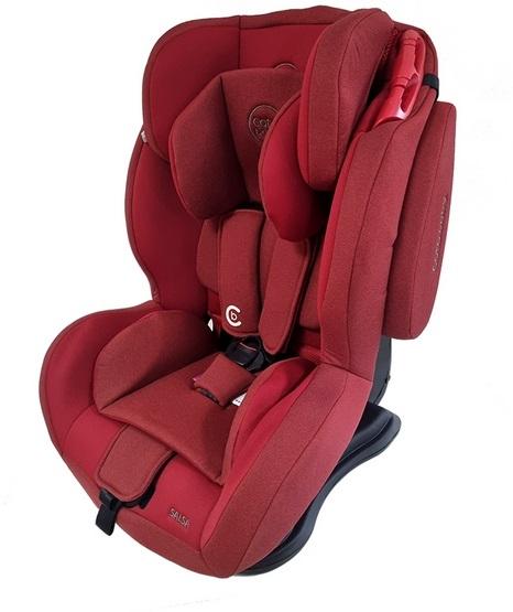 Coto Baby Autosedačka 9-36kg Salsa Pro Isofix - Red/Melagne - 2021