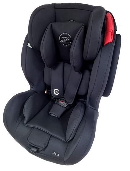Coto Baby Autosedačka 9-36kg Salsa - Black/Melagne - 2021