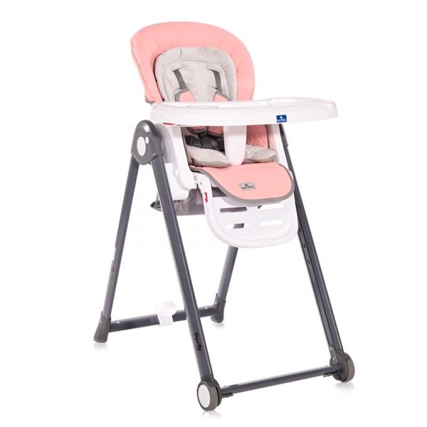 Jídelní židlička Lorelli PARTY BLOSSOM LEATHER