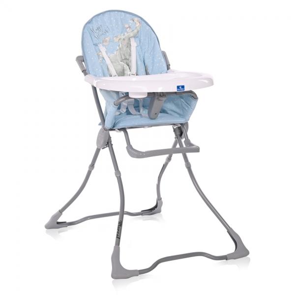 Jídelní židlička Lorelli MARCEL TENDER BLUE FUN