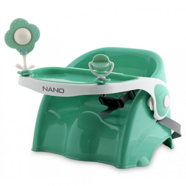 Jídelní židlička Lorelli NANO GREEN