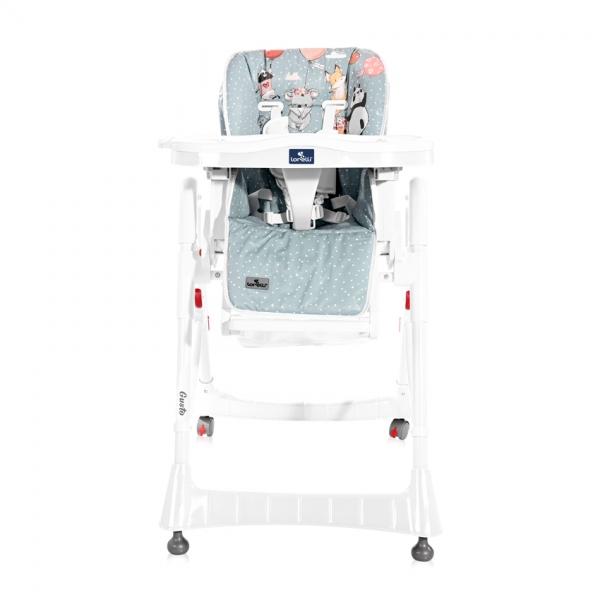Jídelní židlička Lorelli GUSTO GREEN BIRTHDAY