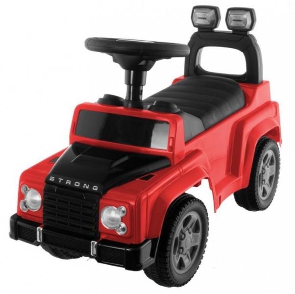 Tulimi Odstrkovadlo, odrážedlo, jezdítko Sport Car - červené
