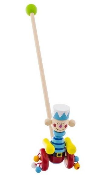 Tulimi Dřevěná jezdící hračka - Voják