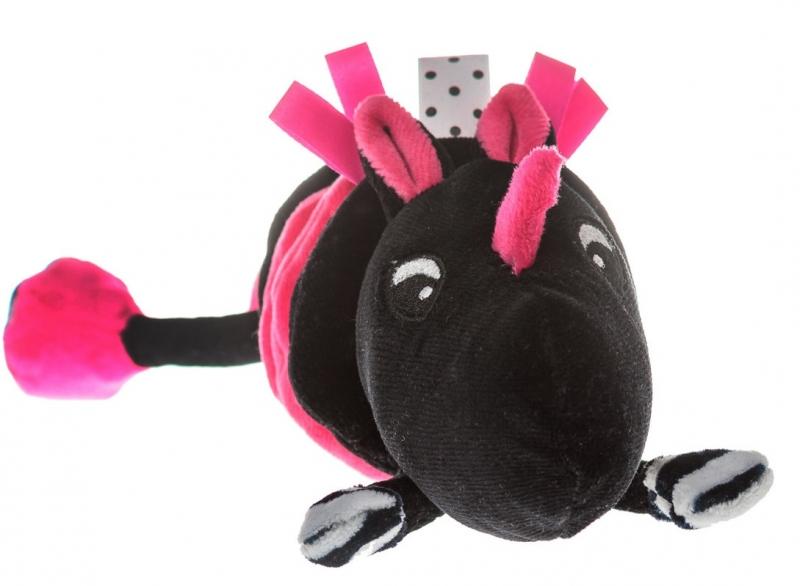 Hencz Toys Vibrující přítulníček Jednorožec - růžový