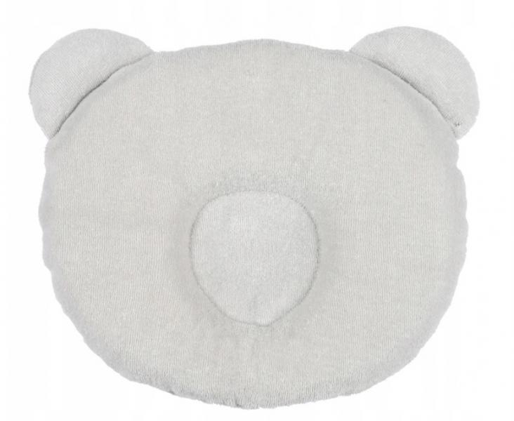 Bibi Memory froté polštářek Panda Air - šedý