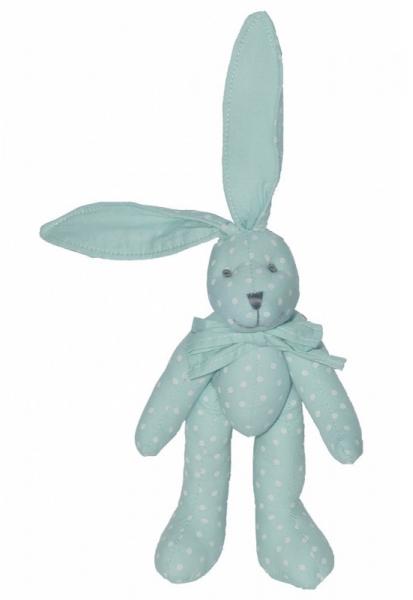 Tulilo Mazlíček Zajíček Puntík - mátový, 23 cm