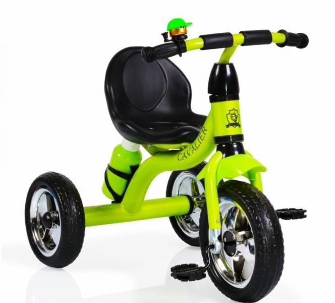 Moni Dětská Tříkolka Cavalier - zelená
