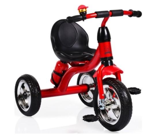Moni Dětská Tříkolka Cavalier - červená