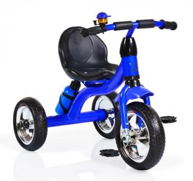 Moni Dětská Tříkolka Cavalier - modrá