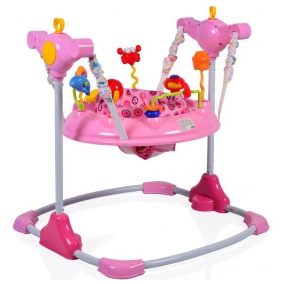 Moni Dětské skákadlo Vista, růžové