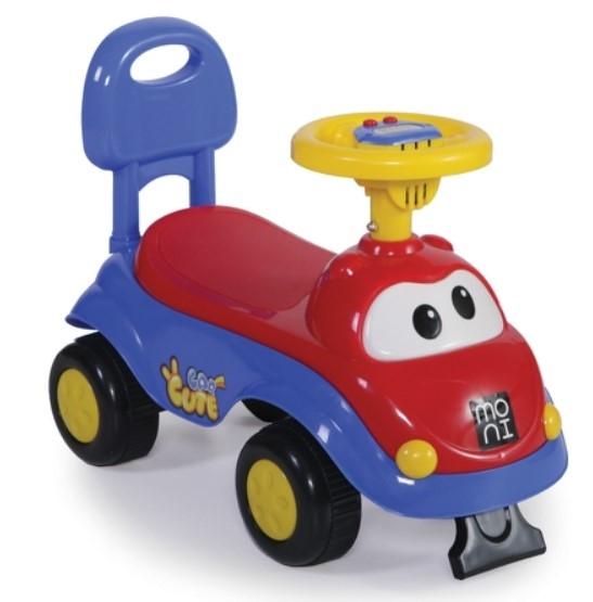 Moni Dětské odrážedlo, odstrkovadlo Dream Car - modré