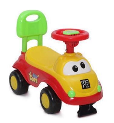 Moni Dětské odrážedlo, odstrkovadlo Dream Car - červené