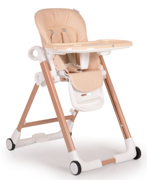 Cangaroo Dětská  jídelní židlička Brunch - béžová