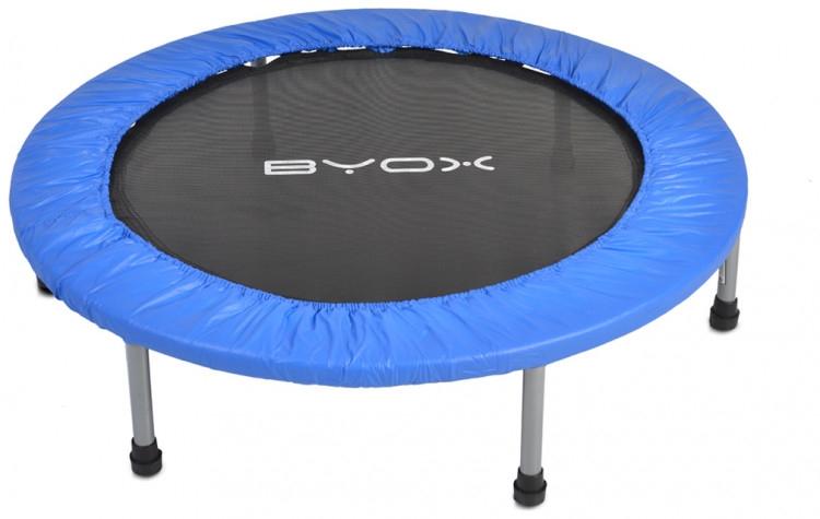 Moni Dětská skákací trampolína 114 cm - modrá