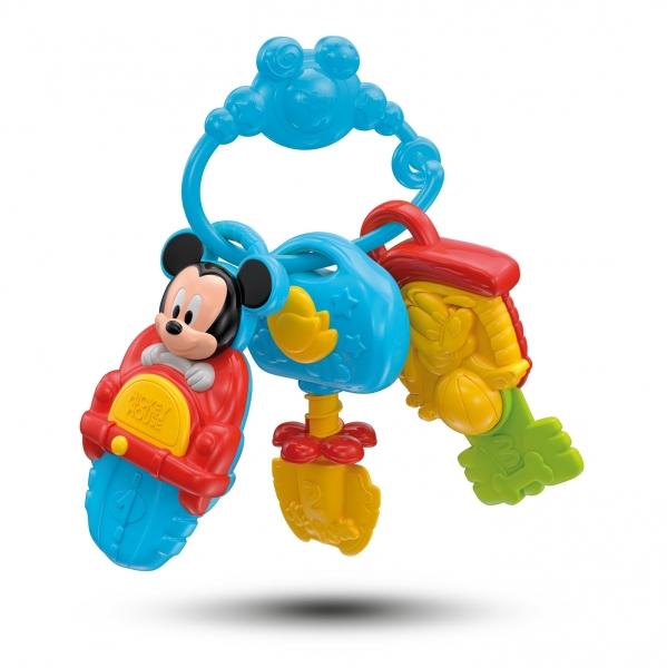 Hudební klíče Disney - Mickey