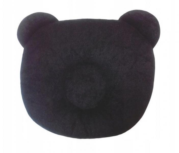 Bibi Memory froté polštářek Panda Air - černý