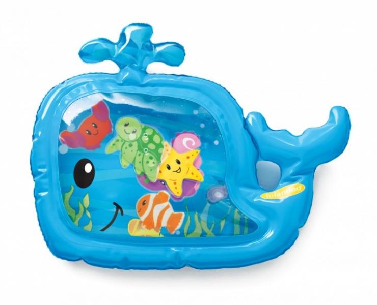 Infantino Nafukovací hrací pultík s vodou Akvárium