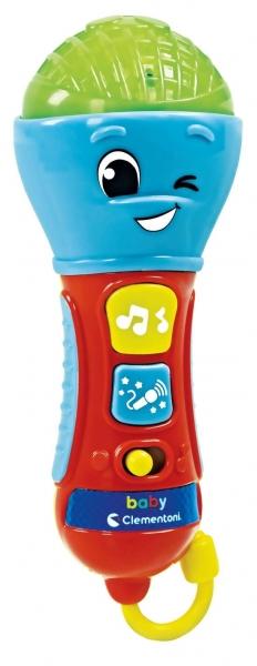 BC Dětský zábavný mikrofon se zvuky