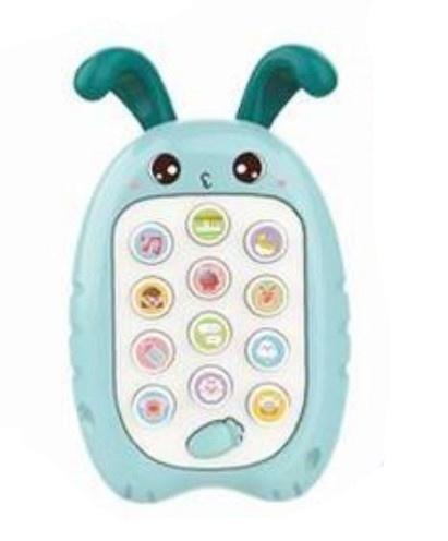 Tulimi Interaktivní hračka, My smart phone, Králiček, mátový