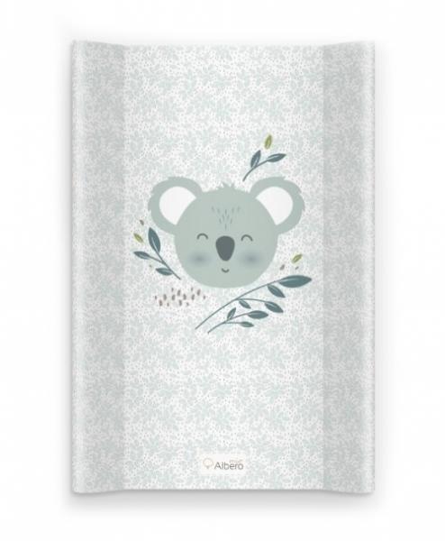 Albero Mio Přebalovací podložka Koala - tvrdá, 50 x 80 cm