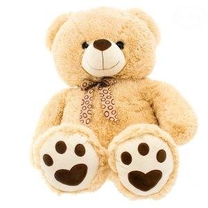 Euro Baby Plyšový medvídek 75 cm - béžový