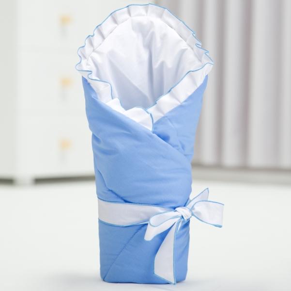 Zavinovačka BABY DREAMS - modrá