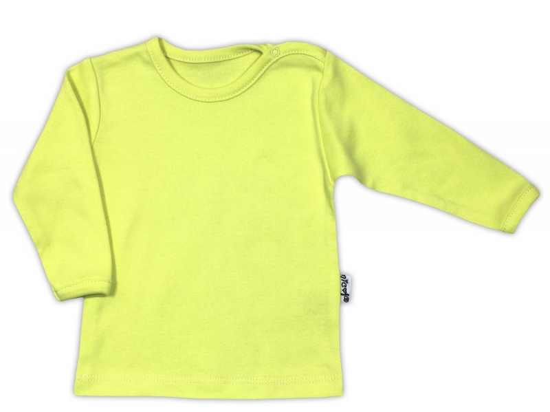 Bavlněná košilka - zelená, vel. 62, Velikost: 62 (2-3m)