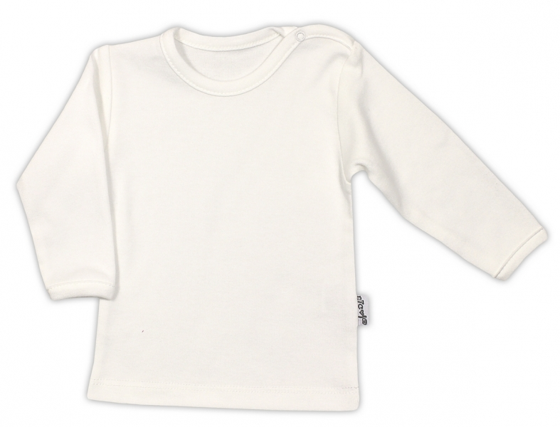 Bavlněná košilka - ecru