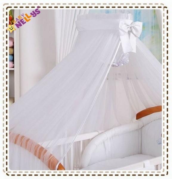 Moskytiera kolekce Baby Dreams bílá