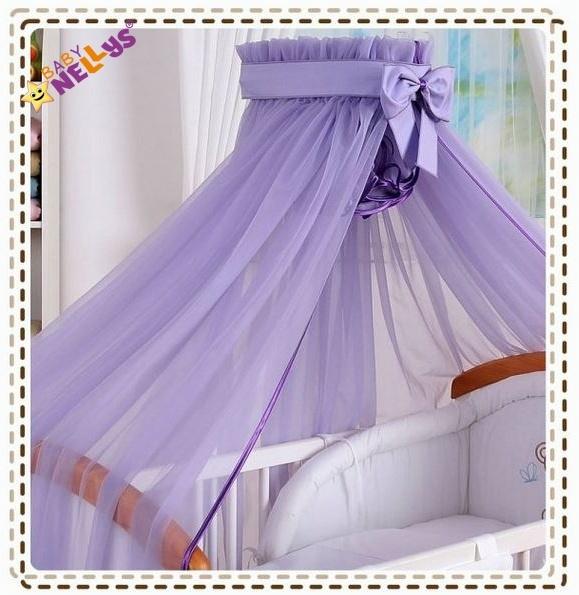 Moskytiera kolekce Baby Dreams fialová
