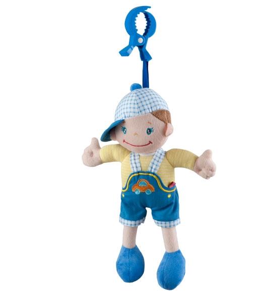 Závěsná hrací hračka KLUK autičko Baby Ono