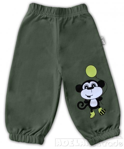 Nicol Tepláčky Opička - khaki
