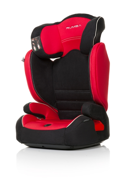 Autosedačka Coto Baby RUMBA PRO ISOFIX barva 02 (15 - 36 kg. barva 02 red)