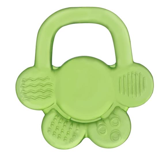BabyOno Kousátko gelové - Zelené
