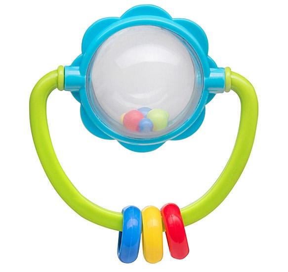 BabyOno Chrastítko Kuličky. různé barevné provedení