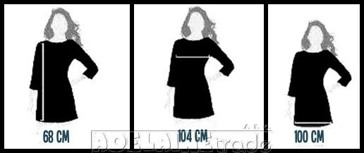 Be MaaMaa Těhotenské triko/halenka ELISSA - černá/fialová