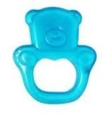 BabyOno Kousátko gelové Baby Ono Medvídek - Modré/tyrkysové