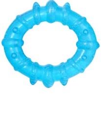 Kousátko gelové Baby Ono Oválny - Modré