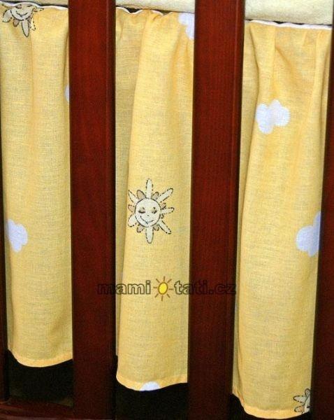 Mamo Tato Krásný volánek pod matraci - Městečko pomeranč