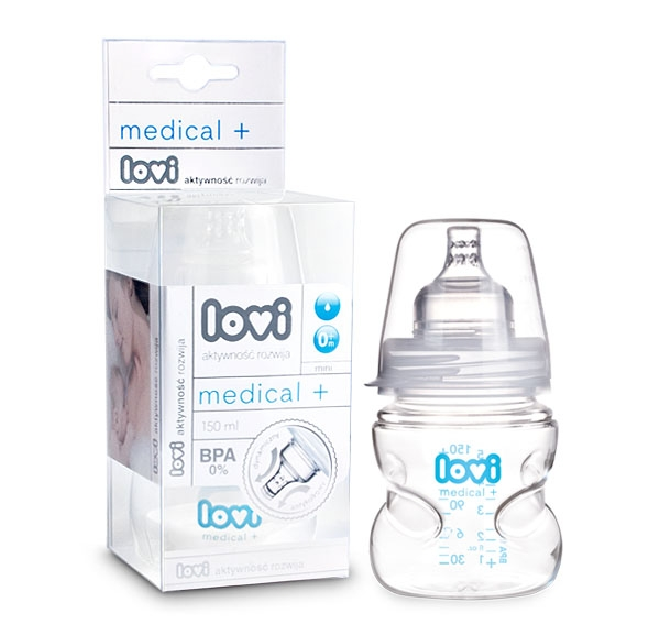 Lovi Lahvička LOVI medical 150ml
