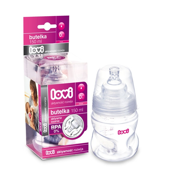 Lahvička LOVI - 150ml - super vent