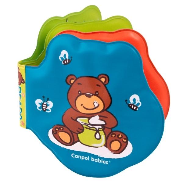 Měkká knížka Canpol Babies