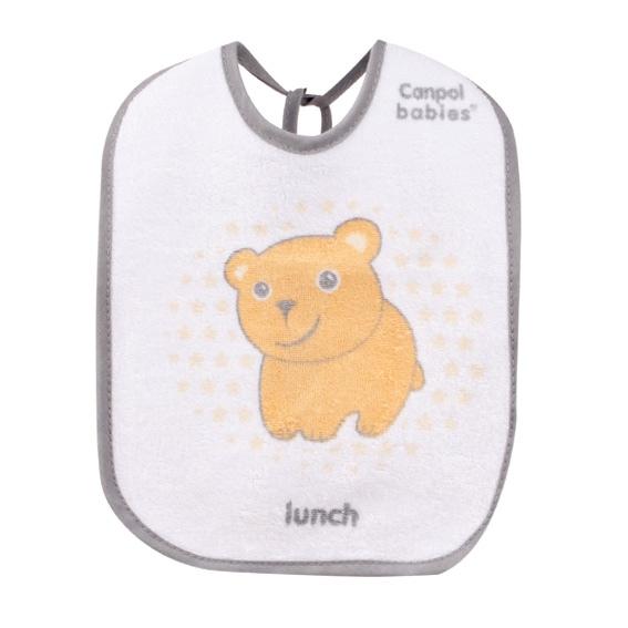 Bryndáčky Canpol Babies 3ks - Zvířátka