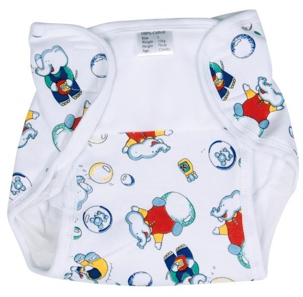 Canpol babies Plenkové kalhotky vel. M - PREMIUM