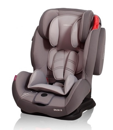 Autosedačka 9-36kg Coto baby SALSA SUPRA 2017 Q 06