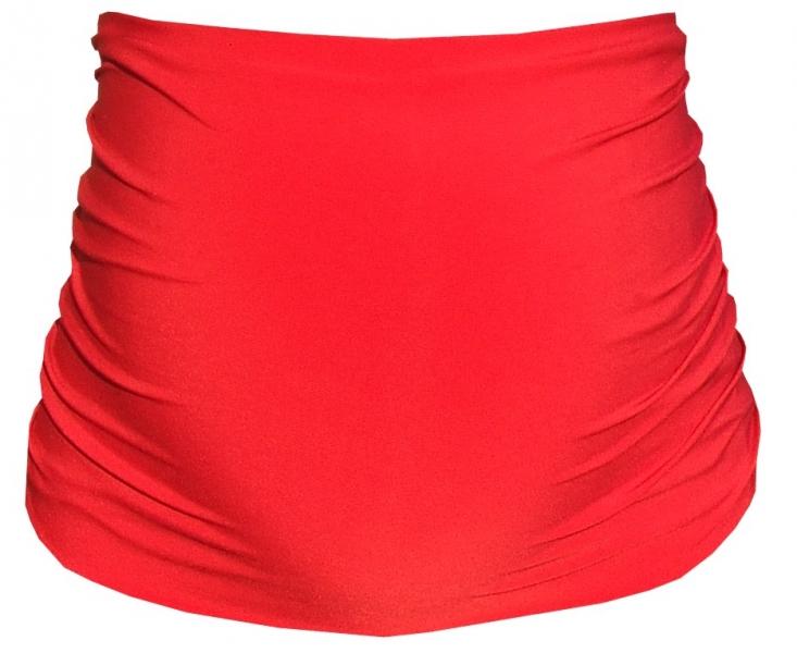 Be MaaMaa Těhotenský pás - červená