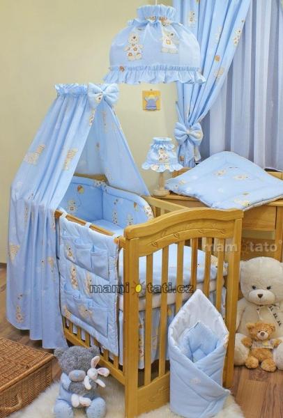 Lustr do dětského pokojíčku - Balónek modrý