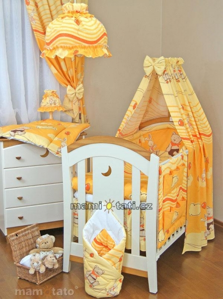 Lustr do dětského pokojíčku - Kamarádi pomeranč